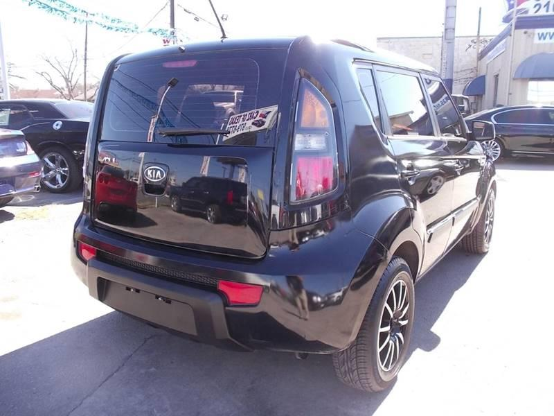 2011 Kia Soul for sale at Carz Of Texas Auto Sales in San Antonio TX