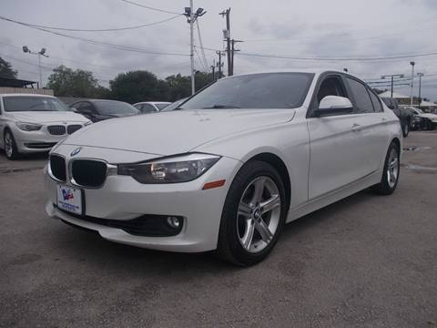 2012 BMW 3 Series for sale at Carz Of Texas Auto Sales in San Antonio TX