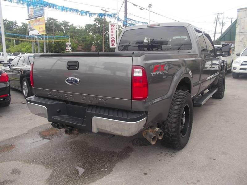 2010 Ford F-250 Super Duty for sale at Carz Of Texas Auto Sales in San Antonio TX