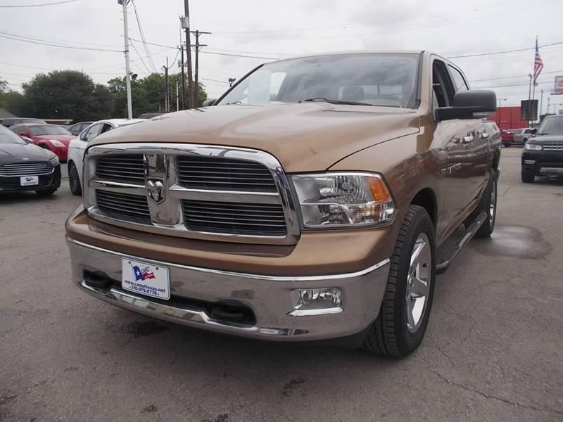2012 RAM Ram Pickup 1500 for sale at Carz Of Texas Auto Sales in San Antonio TX