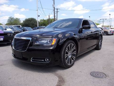 2012 Chrysler 300 for sale at Carz Of Texas Auto Sales in San Antonio TX
