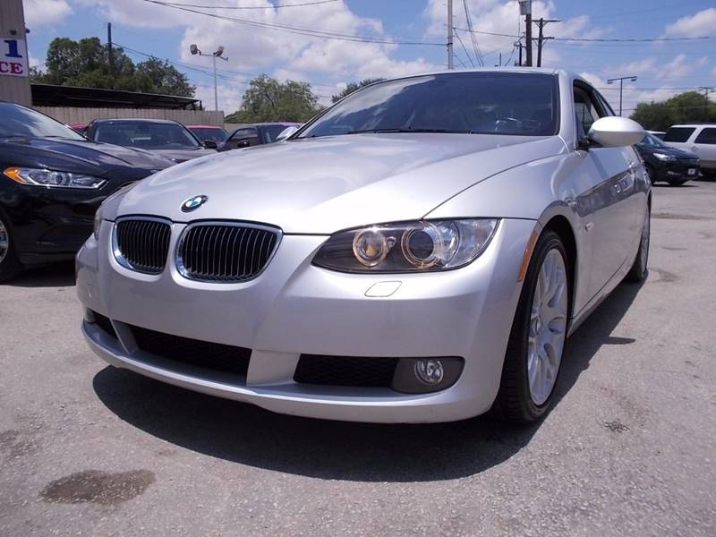 2008 BMW 3 Series for sale at Carz Of Texas Auto Sales in San Antonio TX
