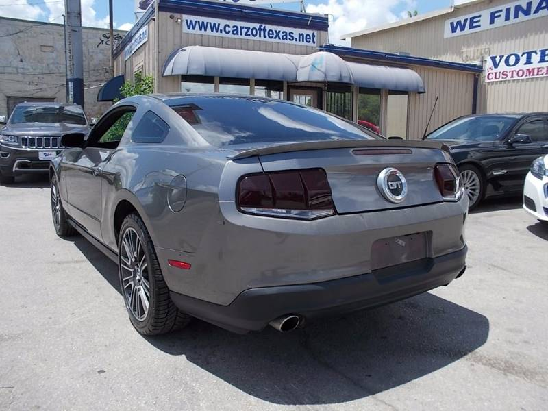 2010 Ford Mustang for sale at Carz Of Texas Auto Sales in San Antonio TX