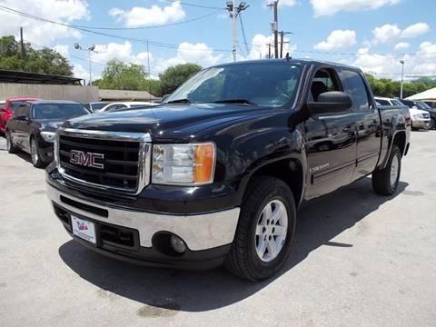 2008 GMC Sierra 1500 for sale at Carz Of Texas Auto Sales in San Antonio TX