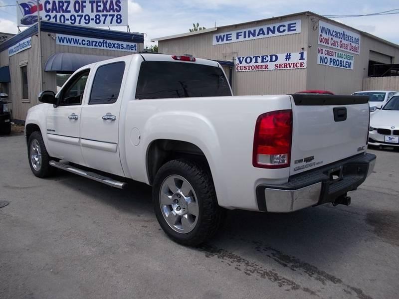 2011 GMC Sierra 1500 for sale at Carz Of Texas Auto Sales in San Antonio TX