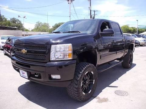 2010 Chevrolet Silverado 1500 for sale at Carz Of Texas Auto Sales in San Antonio TX
