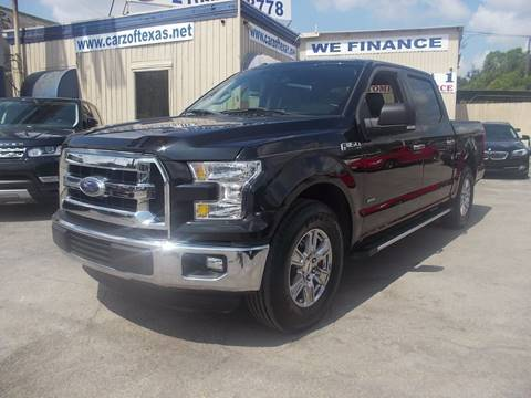2015 Ford F-150 for sale in San Antonio, TX