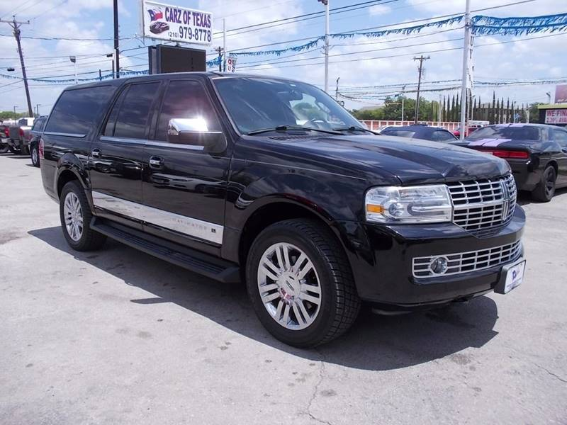 2007 Lincoln Navigator L for sale at Carz Of Texas Auto Sales in San Antonio TX