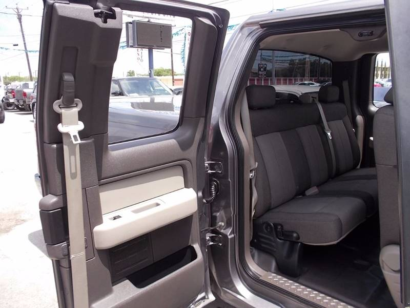 2009 Ford F-150 for sale at Carz Of Texas Auto Sales in San Antonio TX
