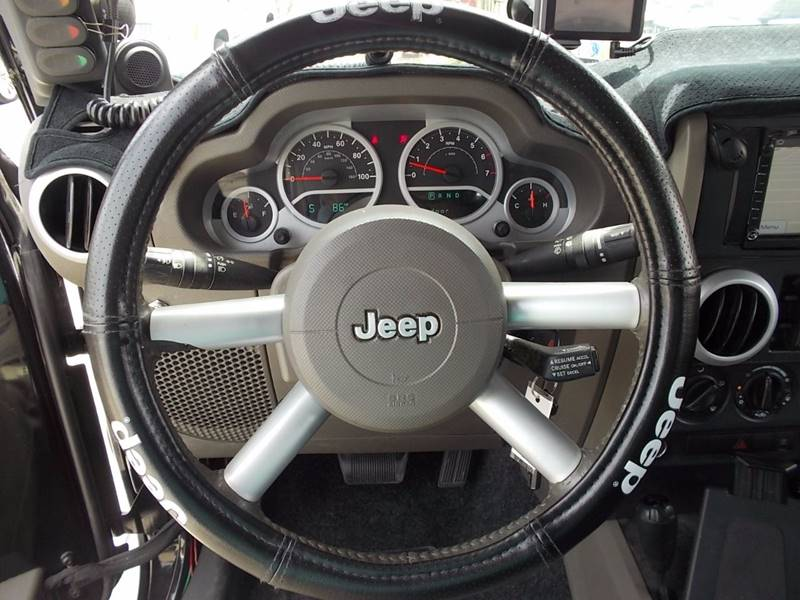 2008 Jeep Wrangler Unlimited for sale at Carz Of Texas Auto Sales in San Antonio TX
