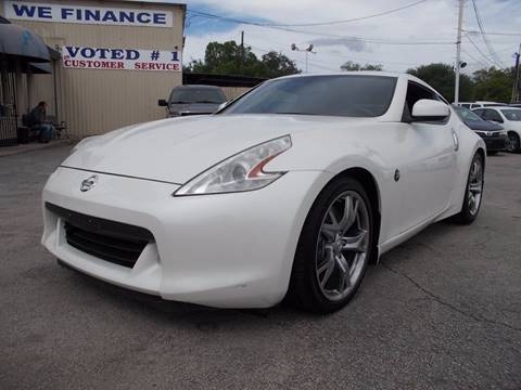 2011 Nissan 370Z for sale at Carz Of Texas Auto Sales in San Antonio TX