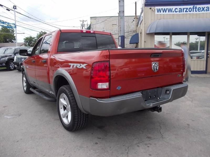 2009 Dodge Ram Pickup 1500 for sale at Carz Of Texas Auto Sales in San Antonio TX