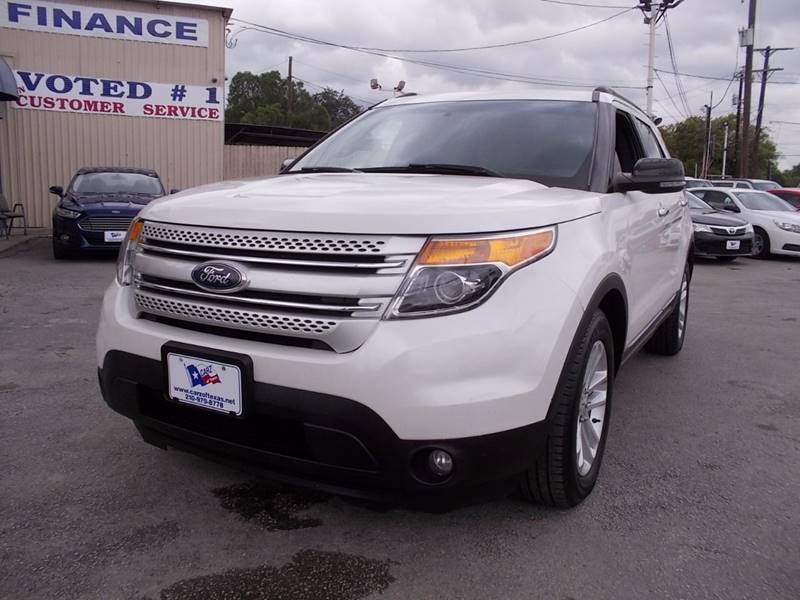 2012 Ford Explorer for sale at Carz Of Texas Auto Sales in San Antonio TX
