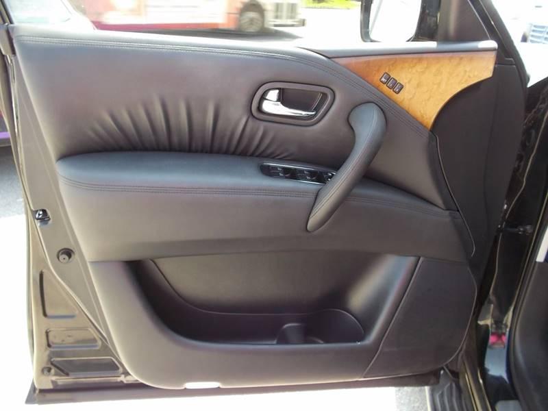 2011 Infiniti QX56 for sale at Carz Of Texas Auto Sales in San Antonio TX