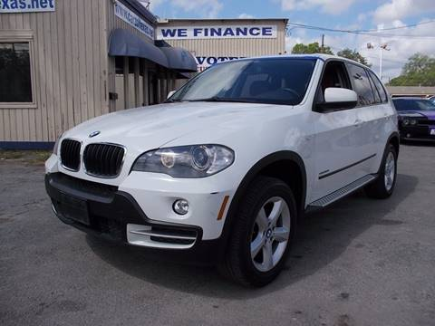 2010 BMW X5 for sale at Carz Of Texas Auto Sales in San Antonio TX