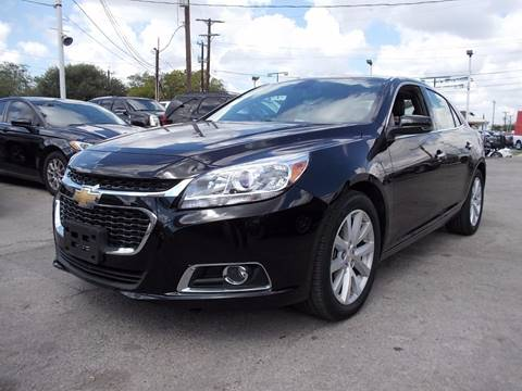 2016 Chevrolet Malibu Limited for sale at Carz Of Texas Auto Sales in San Antonio TX