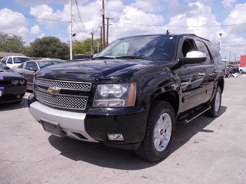 2008 Chevrolet Tahoe for sale at Carz Of Texas Auto Sales in San Antonio TX