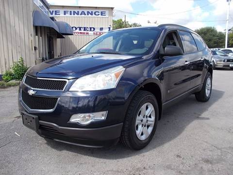 2010 Chevrolet Traverse for sale in San Antonio, TX