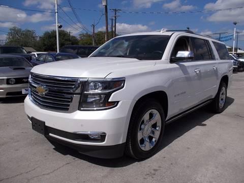 2016 Chevrolet Suburban for sale in San Antonio, TX