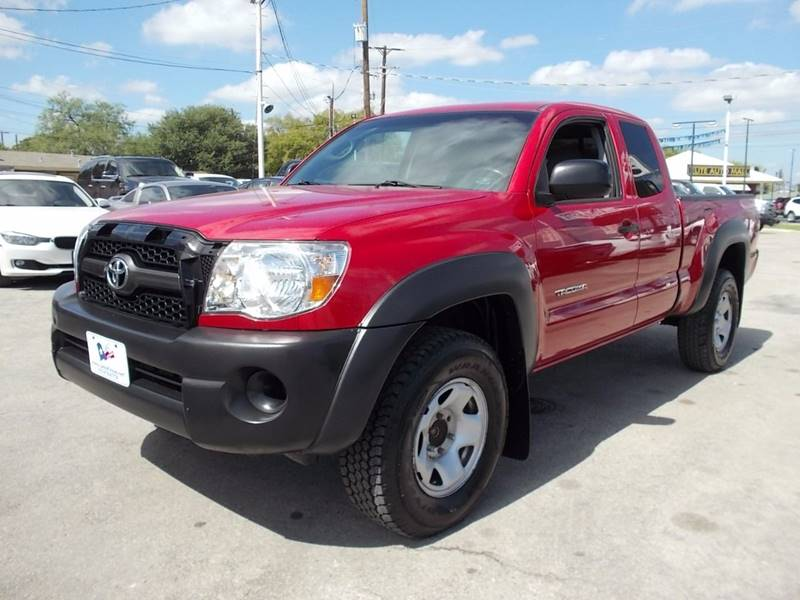 2011 Toyota Tacoma for sale at Carz Of Texas Auto Sales in San Antonio TX