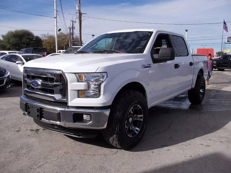 2015 ford f-150 xlt in san antonio tx - carz of texas auto sales