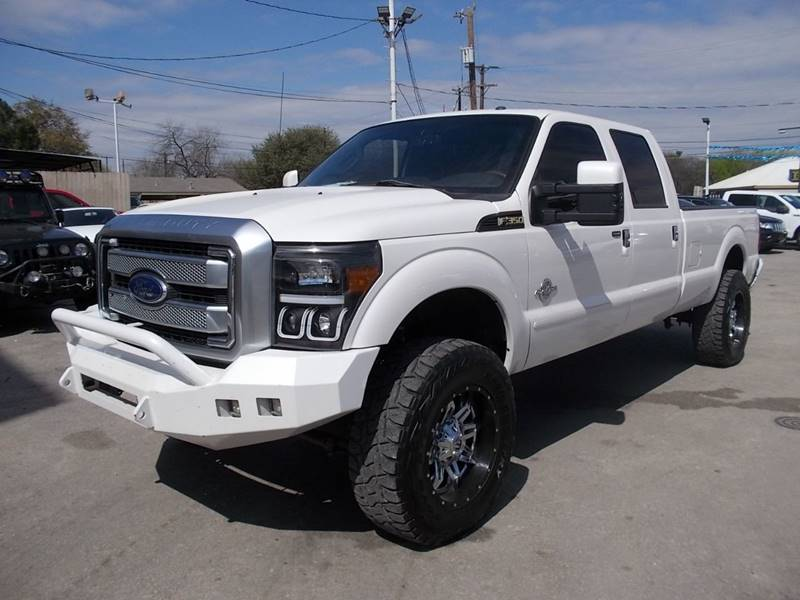 2013 ford f-350 super duty platinum in san antonio tx - carz of