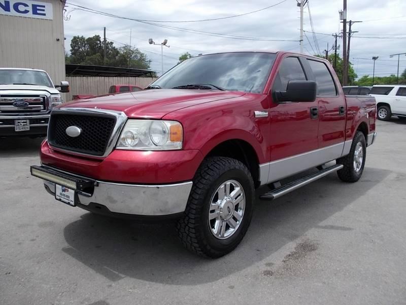 2007 ford f-150 xlt in san antonio tx - carz of texas auto sales