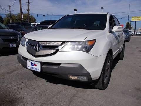2007 Acura MDX for sale in San Antonio, TX
