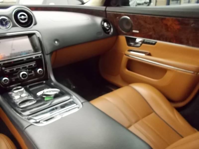 2011 Jaguar XJL for sale at Carz Of Texas Auto Sales in San Antonio TX