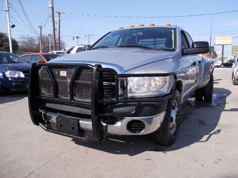2007 Dodge Ram Pickup 3500 for sale in San Antonio, TX
