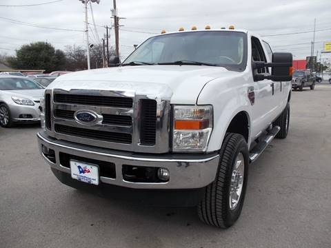 2009 Ford F-350 Super Duty for sale at Carz Of Texas Auto Sales in San Antonio TX