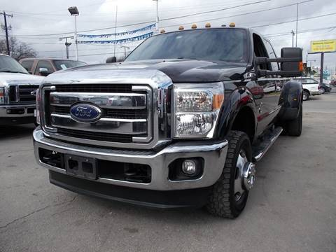 2013 Ford F-350 Super Duty for sale at Carz Of Texas Auto Sales in San Antonio TX