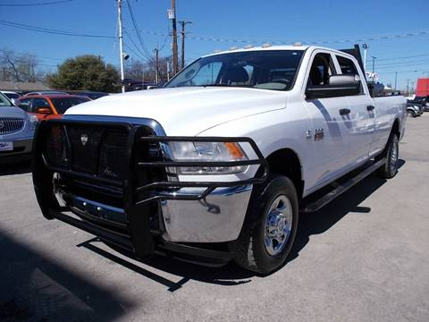 2012 RAM Ram Pickup 3500 for sale in San Antonio, TX