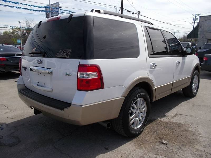 2012 Ford Expedition for sale at Carz Of Texas Auto Sales in San Antonio TX