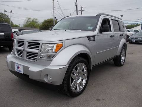 2011 Dodge Nitro for sale at Carz Of Texas Auto Sales in San Antonio TX