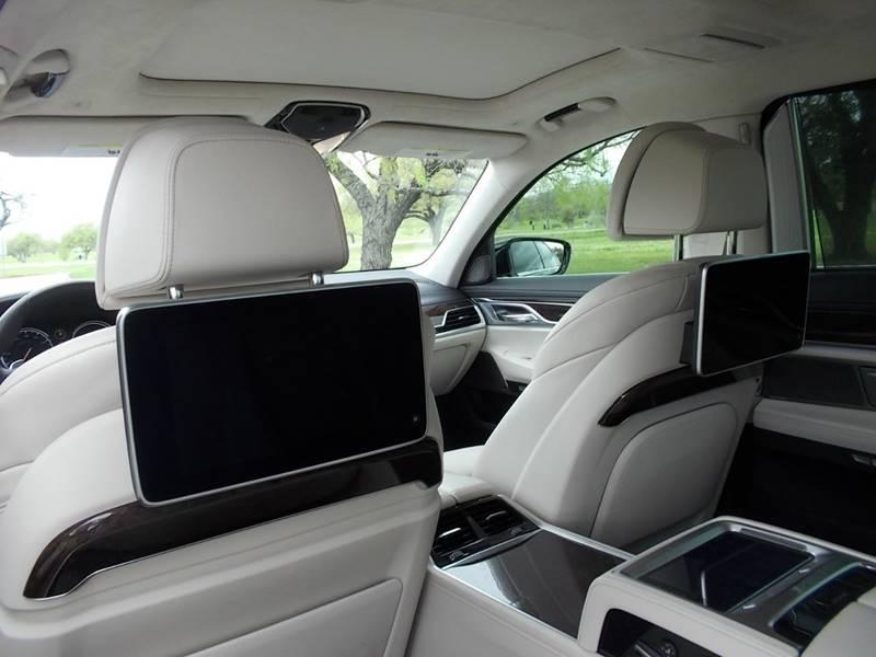 2016 BMW 7 Series for sale at Carz Of Texas Auto Sales in San Antonio TX
