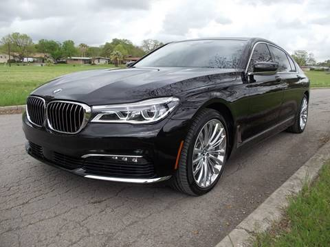 BMW 7 Series For Sale in San Antonio TX  Carsforsalecom