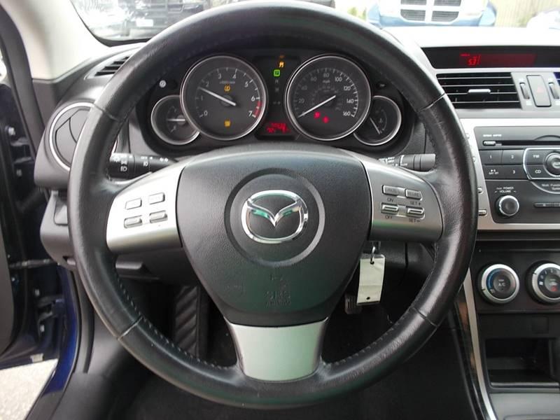 2010 Mazda MAZDA6 for sale at Carz Of Texas Auto Sales in San Antonio TX