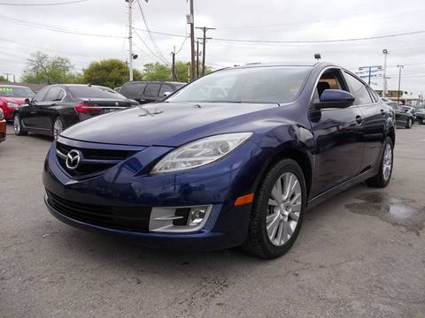 2010 Mazda MAZDA6 for sale at Carz Of Texas Auto Sales in San Antonio TX