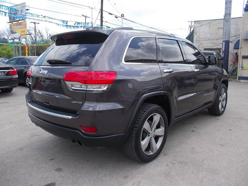 2014 Jeep Grand Cherokee for sale at Carz Of Texas Auto Sales in San Antonio TX