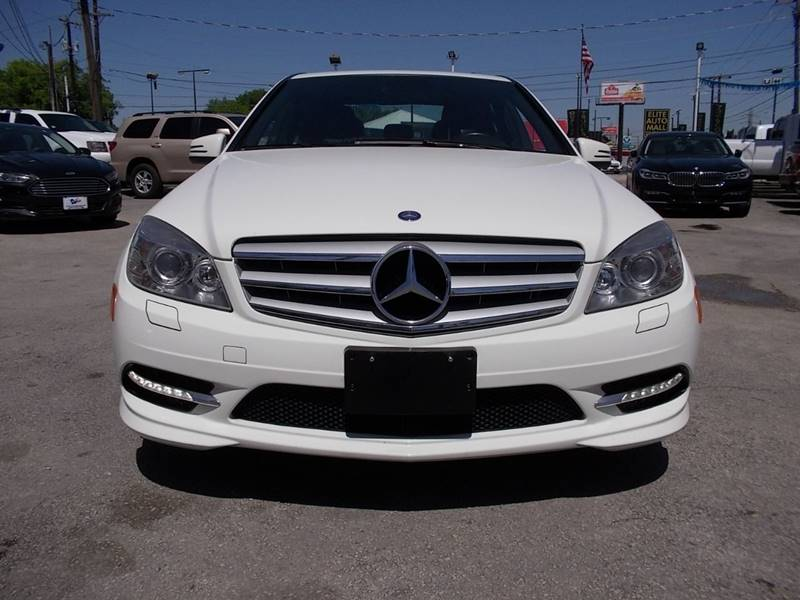 2011 Mercedes-Benz C-Class for sale at Carz Of Texas Auto Sales in San Antonio TX