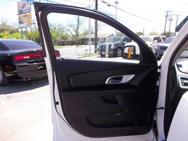2011 GMC Terrain for sale at Carz Of Texas Auto Sales in San Antonio TX