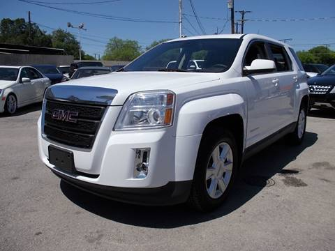 2011 GMC Terrain for sale at Carz Of Texas Auto Sales in San Antonio TX