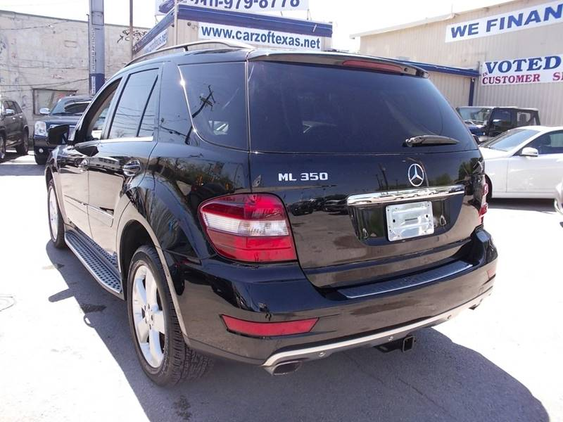 2011 Mercedes-Benz M-Class for sale at Carz Of Texas Auto Sales in San Antonio TX