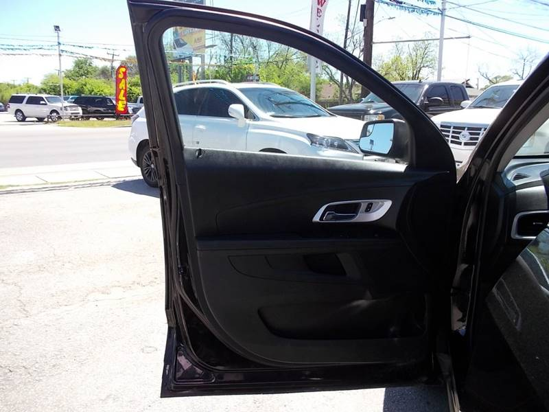 2012 Chevrolet Equinox for sale at Carz Of Texas Auto Sales in San Antonio TX