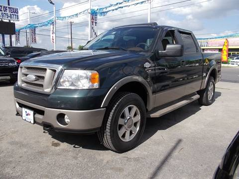 2006 Ford F-150 for sale at Carz Of Texas Auto Sales in San Antonio TX