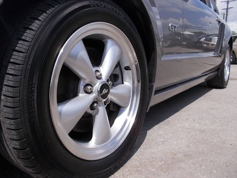 2008 Ford Mustang for sale at Carz Of Texas Auto Sales in San Antonio TX