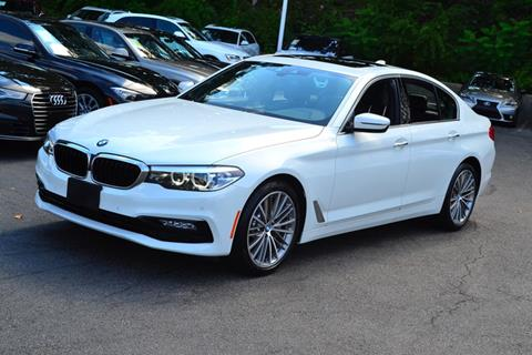2018 BMW 5 Series for sale in Peabody, MA