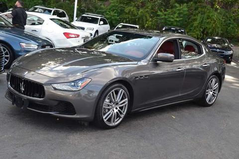 2016 Maserati Ghibli for sale in Peabody, MA