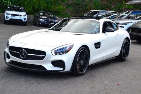 2017 Mercedes-Benz AMG GT for sale in Peabody, MA